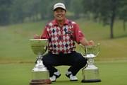 2015年 日本プロゴルフシニア選手権大会 住友商事・サミットカップ 最終日 室田淳