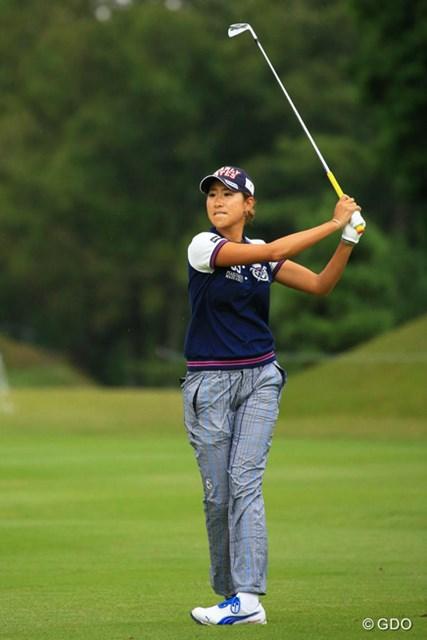 3季ぶりの優勝は逃したが…。木戸愛は「来週につながる」ゴルフに手応え