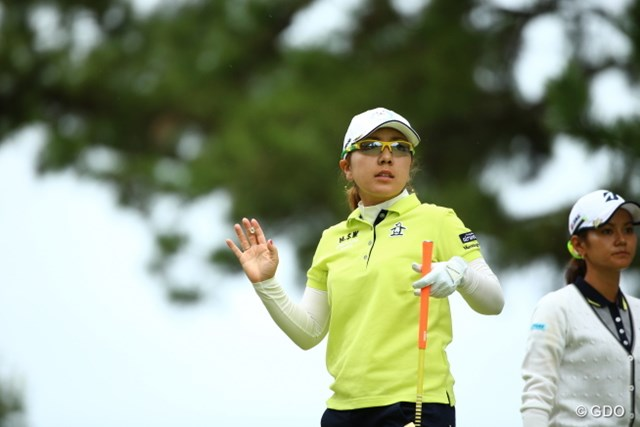 世界ランクを39位に上げ、宮里美香が日本人選手トップの大山志保に肉薄した