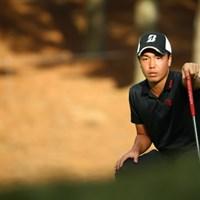 このメンバーの中でよく頑張ったよね。 2015年 日本オープンゴルフ選手権競技 初日 小西健太