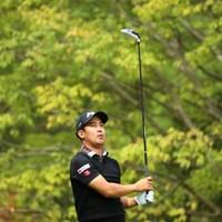 JBだけどベルトはSG。 2015年 日本オープンゴルフ選手権競技 初日 J.B.パク