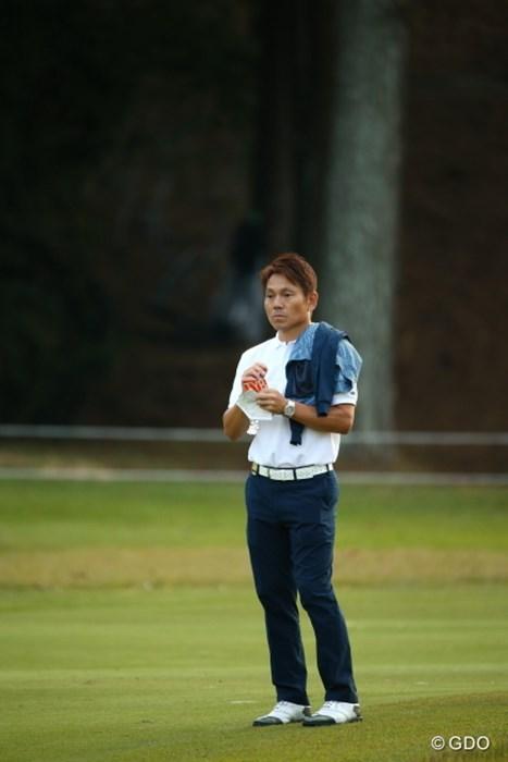 相変わらず素敵。 2015年 日本オープンゴルフ選手権競技 初日 田中秀道