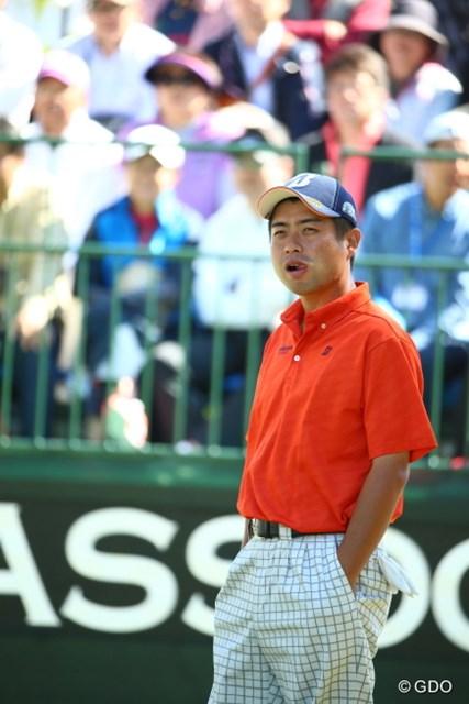 2015年 日本オープンゴルフ選手権競技 3日目 池田勇太 いなせな部門トップ。
