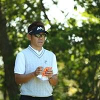きょうも秀道ファンのために。 2015年 日本オープンゴルフ選手権競技 3日目 田中秀道