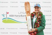 2015年 LPGA KEB・ハナバンク選手権 最終日 レクシー・トンプソン