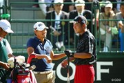 2015年 日本オープンゴルフ選手権競技 最終日 小平智 池田勇太