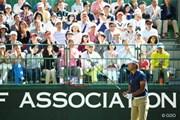 2015年 日本オープンゴルフ選手権競技 最終日 小平智