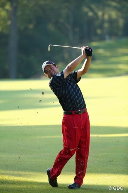 2015年 日本オープンゴルフ選手権競技 最終日 池田勇太 小平に必死についていった勇太だったけれど。
