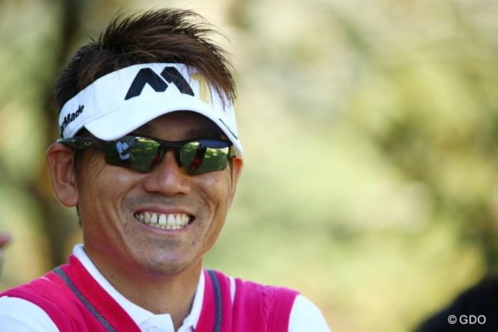 サービスしてもう1枚。 2015年 日本オープンゴルフ選手権競技 最終日 田中秀道