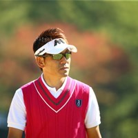 秀道ファンに贈る。 2015年 日本オープンゴルフ選手権競技 最終日 田中秀道