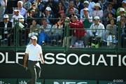2015年 日本オープンゴルフ選手権競技 最終日 アダム・スコット