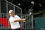 2015年 ブリヂストンオープンゴルフトーナメント 事前 小田孔明