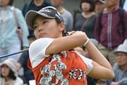 2015年 京都レディースオープン 最終日 藤崎莉歩