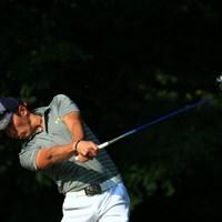 アンダーアーマーが似合う 2015年 ブリヂストンオープンゴルフトーナメント 初日 堀川未来夢