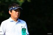 2015年 ブリヂストンオープンゴルフトーナメント 初日 尾崎直道