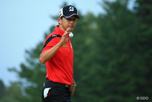 2015年 ブリヂストンオープンゴルフトーナメント 初日 近藤共弘 今週はこの男のためにある!?