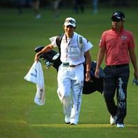 全英での勇姿が印象的でそれからはCheckしています 2015年 ブリヂストンオープンゴルフトーナメント 2日目 富村真治