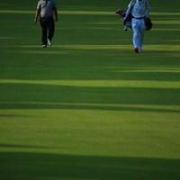 朝からタンティポカクル 2015年 ブリヂストンオープンゴルフトーナメント 2日目 ナムチョーク・タンティポカクル