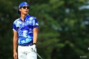 2015年 ブリヂストンオープンゴルフトーナメント 2日目 ジェイ・チョイ