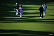 2015年 ブリヂストンオープンゴルフトーナメント 最終日 朝