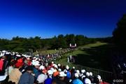 2015年 ブリヂストンオープンゴルフトーナメント 最終日 ギャラリー