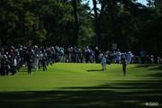 2015年 ブリヂストンオープンゴルフトーナメント 最終日 最終組