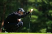 2015年 ブリヂストンオープンゴルフトーナメント 最終日 アダム・ブランド