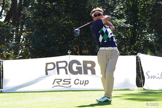 チャレンジツアー優勝経験のある遠藤彰が3アンダーで優勝した
