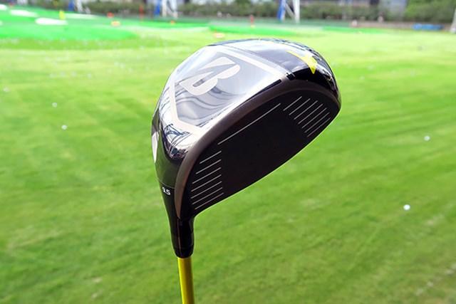 画像 ブリヂストンゴルフ JGR ドライバー 新製品レポート 見た目のとおり、球が上がり、つかまる。『ブリヂストンゴルフ JGR ドライバー』を試打レポート
