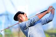 2015年 マイナビABCチャンピオンシップゴルフトーナメント 初日 ジャン・ドンキュ