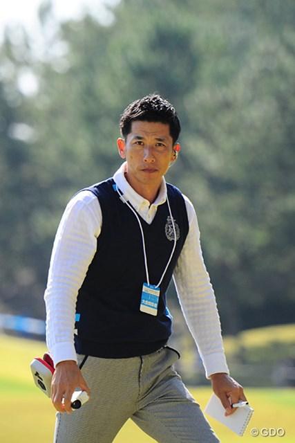 2015年 マイナビABCチャンピオンシップゴルフトーナメント 初日 矢野燿大 阪神の作戦兼バッテリーコーチに就任しますんで、これが最後のラウンドレポートやと思います。