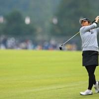 今週はママさんゴルファーががんばってますな。 2015年 樋口久子 Pontaレディス 2日目 佐々木慶子