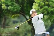 2009年 プロミスレディスゴルフトーナメント 初日 斉藤裕子