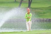2009年 プロミスレディスゴルフトーナメント 初日 金田久美子