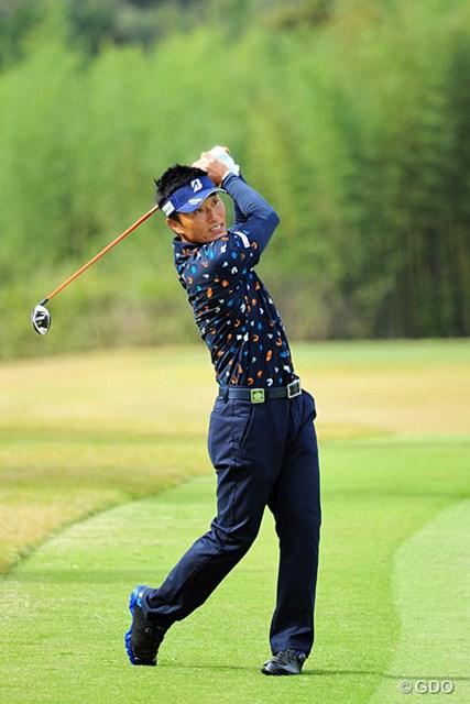 2015年 マイナビABCチャンピオンシップゴルフトーナメント 最終日 宮本勝昌 「65」のベストスコアも2位どまり。悔しさを募らせた宮本勝昌