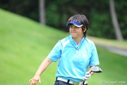 2009年 プロミスレディスゴルフトーナメント 初日 ウェイ・ユンジェ
