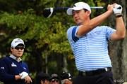 2015年 マイナビABCチャンピオンシップゴルフトーナメント 最終日 キム・キョンテ リュー・ヒョヌ
