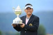 2015年 日本シニアオープンゴルフ選手権競技 最終日 平石武則