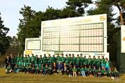 2015年 樋口久子 Pontaレディス 最終日 ボランティア
