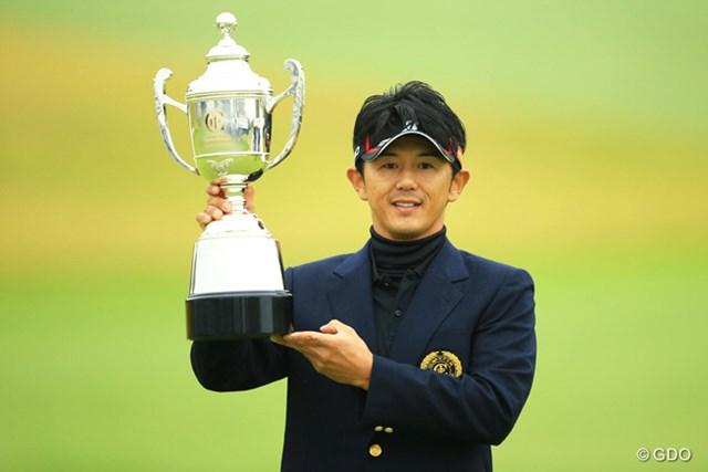 昨年は近藤共弘が3季ぶりの優勝を遂げた
