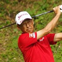 渡辺司が通算12アンダーで今季初優勝を飾った 2015年 富士フイルムシニアチャンピオンシップ 最終日 渡辺司