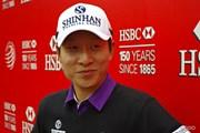2015年 WGC HSBCチャンピオンズ 最終日 キム・キョンテ
