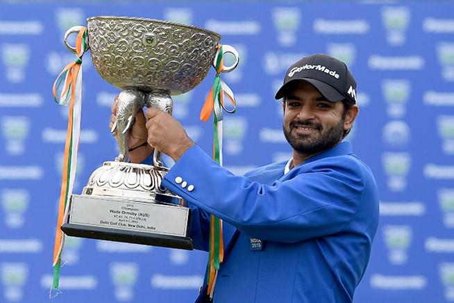 地元インドのチラフ・クマールが初優勝 谷昭範は49位