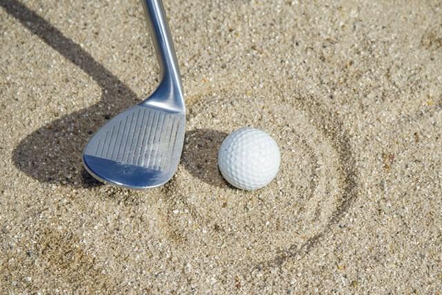 """砂の硬さで""""目玉焼き""""の大きさは変わる ※詳しくは次のページ→"""