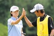 2009年 プロミスレディスゴルフトーナメント 2日目 李知姫