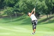 2009年 プロミスレディスゴルフトーナメント 2日目 佐伯三貴