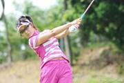 2009年 プロミスレディスゴルフトーナメント 2日目 藤田幸希