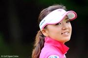2009年 プロミスレディスゴルフトーナメント 最終日 有村智恵