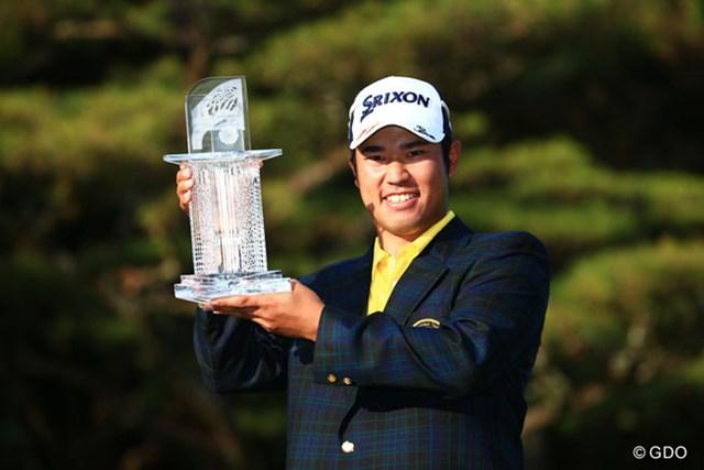 昨年は松山英樹がプレーオフの末に岩田寛を破り、国内ツアー通算6勝目をマークした。