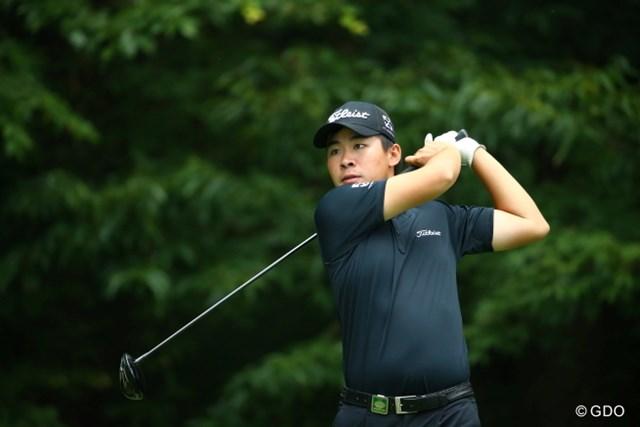 川村昌弘は2週連続アジアンツアーに出場する。(撮影はフジサンケイクラシック)